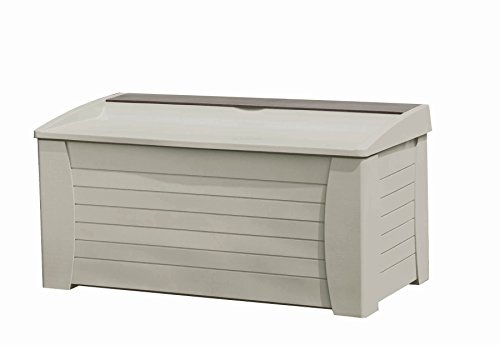 Suncast DB12000 Deck Box, 127-Gallon (Patio Storage Chest compare prices)