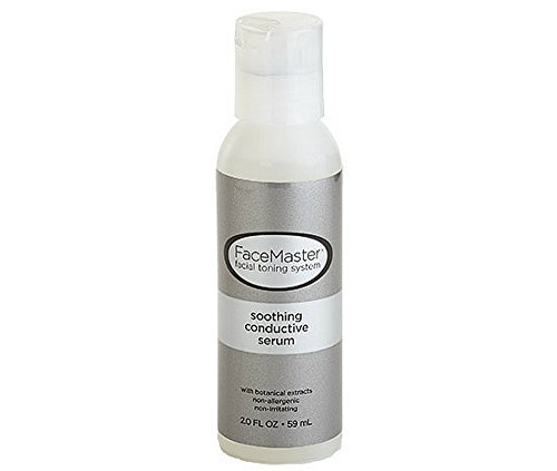 Suzanne Somers Facemaster conductive serum (Best Facial Toning System)