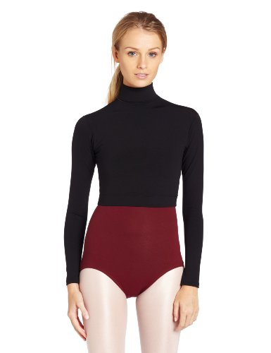 Capezio Women's Turtleneck Long Sleeve ()