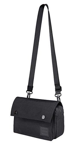 S028a Cute Girls Small Purse Black Pale Messenger Turquoise Crossbody MOREPURE Bag qOxzPSxwT