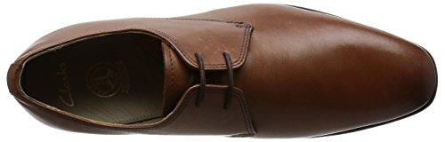 Stringate Marrone Clarks Amieson Walk 2611 Scarpe Nero Various Tan Leather Uomo wx7xHAT1Iq