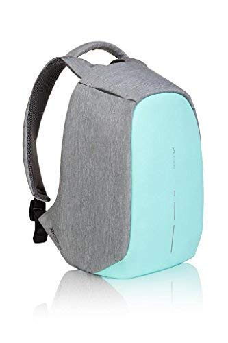 Original Genuine XD Design Bobby Compact Antirrobo Mochila Anti Theft Backpack Mint Green: Amazon.es: Electrónica