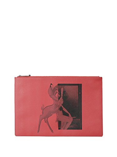 Givenchy Pochette Donna BC06346310600 Pelle Rosso