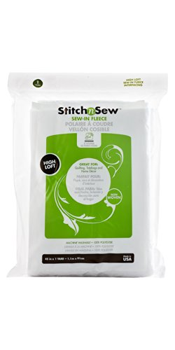 Therm O Web Sew in Fleece Craft Interface Adhesive by HeatnBond
