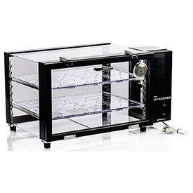 Bel-Art H42058-0003 Dry-Keeper153; PVC Horizontal Auto-Desiccator Cabinet, 2.0 Cu. Ft.