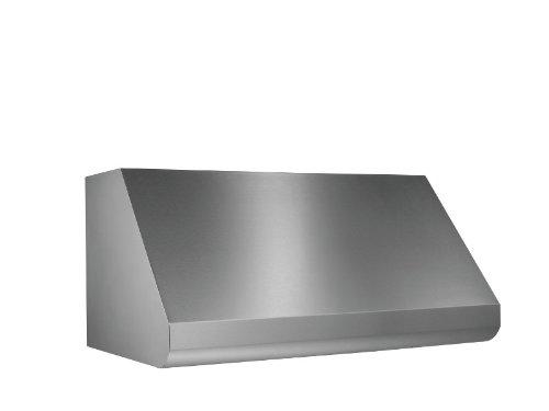 (Broan E6030SS Wall-Mount Internal Blower Range Hood, 30-Inch 600 CFM, Stainless Steel)
