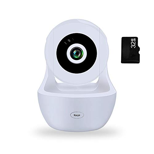 Outdoor Camera 8MP HD Wireless Night Vision Camera, Pet Monitoring IP Camera, Cloud Service, Remote Detect for iOS/Android,Built-in128G Memory Card
