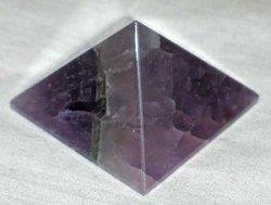 Pyramid Amethyst (GPYA)