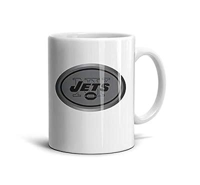 KEVE JAM White Ceramic 11 OZ Coffee Mug Printing 330ML Water Tea Ceramic Tea Cup Friend,Dad,Grandpa,Brother Gifts
