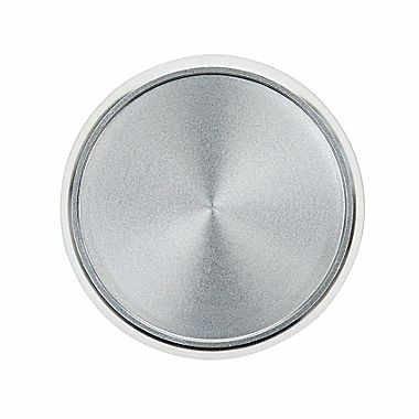 "Staples Arc System 1"" Notebook Expansion Discs, Silver Aluminum (50057)"