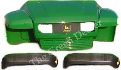 John Deere 4X2 Gator Plastic Replacement Kit by John Deere
