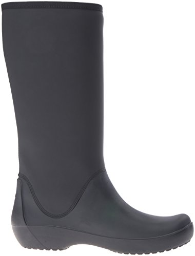 de Rainfloe Femme Tall Bottes Crocs Pluie Boot Uv0ISFqSxn