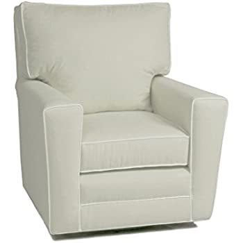 Little Castle Montgomery Glider with White Piping, Natural
