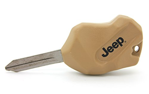 LATCHWELL STR-5080002 Jeep Rock Uncut Ignition Key Tan / 692960 Jeep Wrangler Grand Cherokee ()