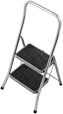 Krause 130860 Toppy XL - Escalera plegable (2 peldaños): Amazon.es ...