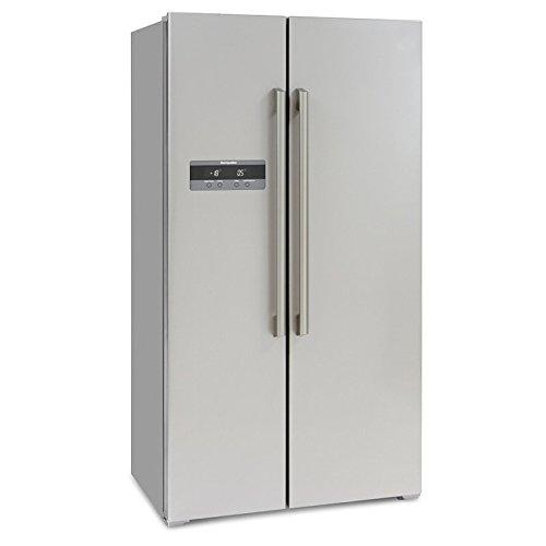 Montpellier M604DDAP American Style Fridge Freezer
