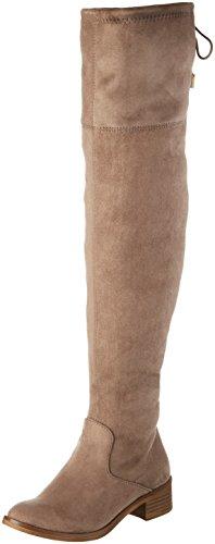 s.Oliver 25507 - Botas altas para mujer Marrón (PEPPER 324)
