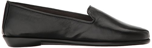 Women's Loafer Aerosoles Leather Black Betunia Hdx4xqa