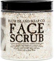 Plum Island Soap Foot Scrub - All Natural Foot Scrub by Plum Island Soap