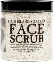 (Plum Island Soap Foot Scrub - All Natural Foot Scrub)