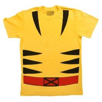 Marve (Wolverine Costume Tee)