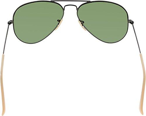 Gafas Aviator Hombre DEMI Metal Ray Ban SHINY de Large BRONZE para sol BRUSHED HxfwI8qw5