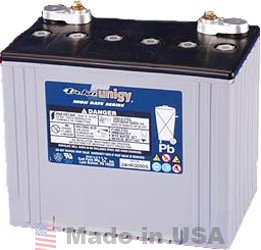 MK 24HR3000S AGM 79AH (20HR) AGM Batteries by MK/Deka