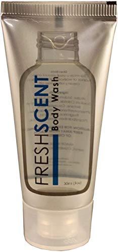 New World Imports BW1 Freshscent Liquid Body Wash (Pack of 288) by New World Imports