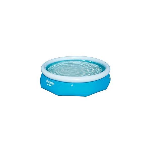 Fast Set Piscina Predisposta per Pompa Filtro, 274x76 cm, Capacità 3178 L 1 spesavip