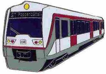 Alfiler de Corbata S de tren et 474 Hamburgo * DE Roller Shop de ...