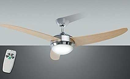 Ventilatore soffitto luce aireryder cosmos pepeo fn