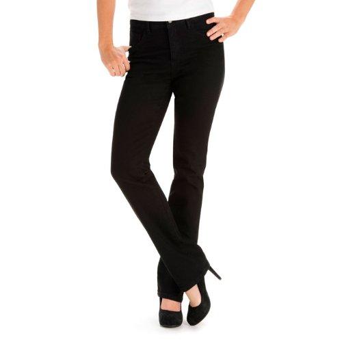 Lee Women's Missy Classic Fit Monroe Straight-Leg