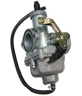 Amazon com: 22mm KeiHin Carburetor of with Hand Choke for