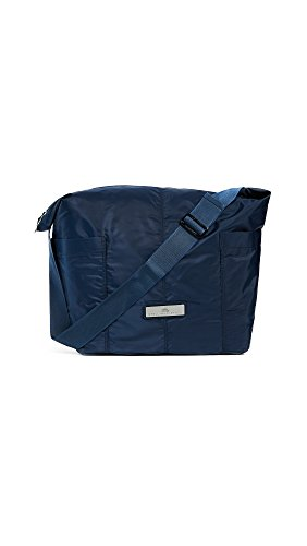 adidas by Stella McCartney Women's Essentials Sports Hobo Bag, Collegiate Navy/Mystery Ink, One Size by adidas