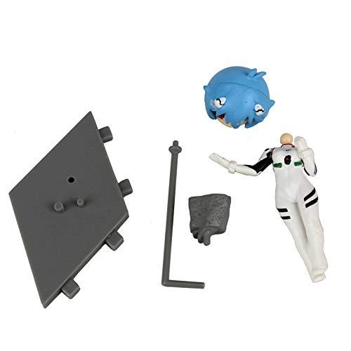 Amazon.com: Ayanami Rei Asuka Nagisa set Boxed 3pcs EVA ...