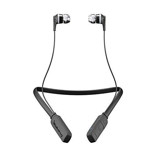 Skullcandy Inkd Bluetooth Wireless Earbuds With Mic  Black  S2ikw J509