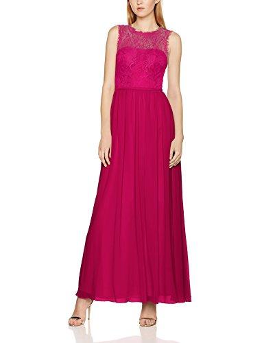 Laona Damen Rot Partykleid Hot Pink n70wzU0xgq