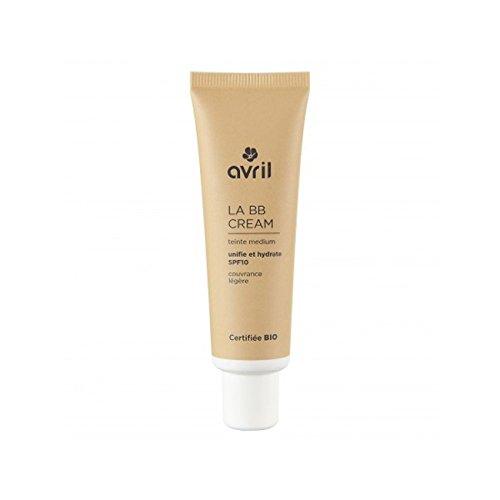 AVRIL - BB CREAM - MEDIUM - Complexion Homogenizer, Smooth Texture, Long-Lasting - With organic moisturising aloe vera - 30 ml (L Oreal 5 In 1 Bb Cream)