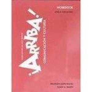 Arriba Comunicacion Y Cultura (Spanish Edition)