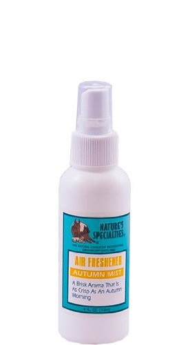Nature's Specialties Air Freshener Pet Deodorizer Holiday 4-Ounce