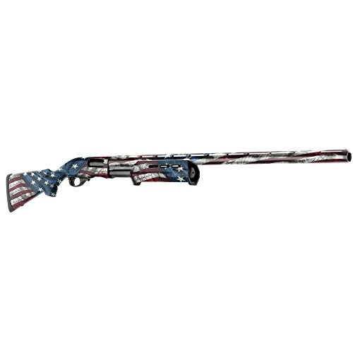 GunSkins Hunting Shotgun Skin Camouflage Kit DIY Vinyl Wrap with precut Pieces (Proveil Victory) ()