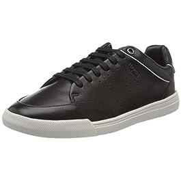BOSS Men's Cosmopool_Tenn_na Low-Top Sneakers