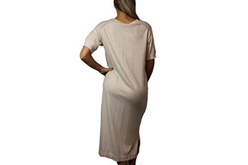 Damen XS H279 HUMANOID Ivory Shirt Seidenkleid Silk Dress Kleid Gr Cath 67xdxHwAq