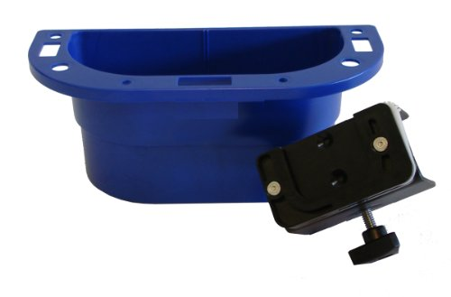 Kennel-Gear Pet Sport Grooming Caddy, Blue