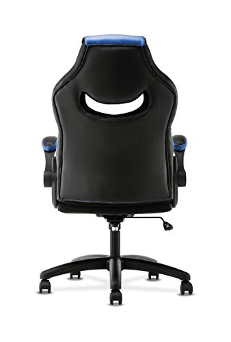 31RAoOuaY5L - basyx-by-HON-Racing-Gaming-Computer-Chair-Flip-Up-Arms