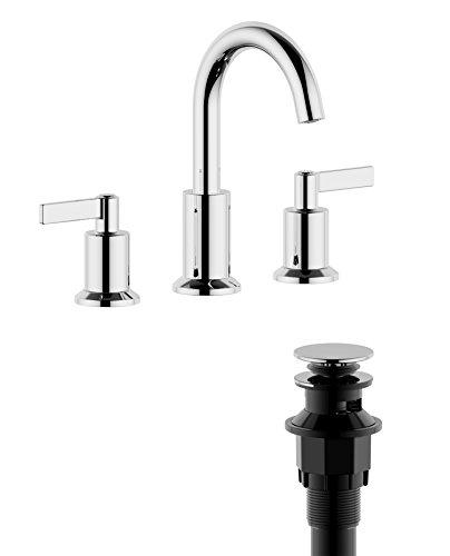 Widespread Sink Faucet - 2