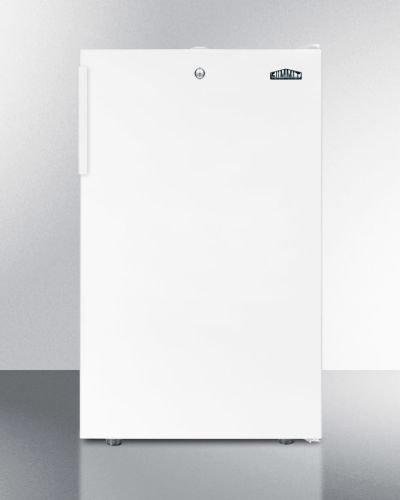Summit FS407LBI7ADA Refrigerator, White