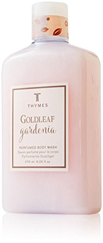 Thymes Goldleaf Gardenia Body Wash - 9.25 fl oz