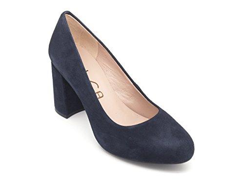 Unisa - Zapatos de vestir de Piel para mujer azul Baltic