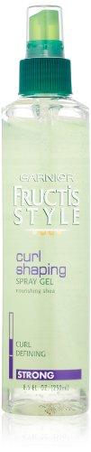 Garnier Fructis Style Curl Shaping Gel de pulvérisation, 8,50 once-Fluid